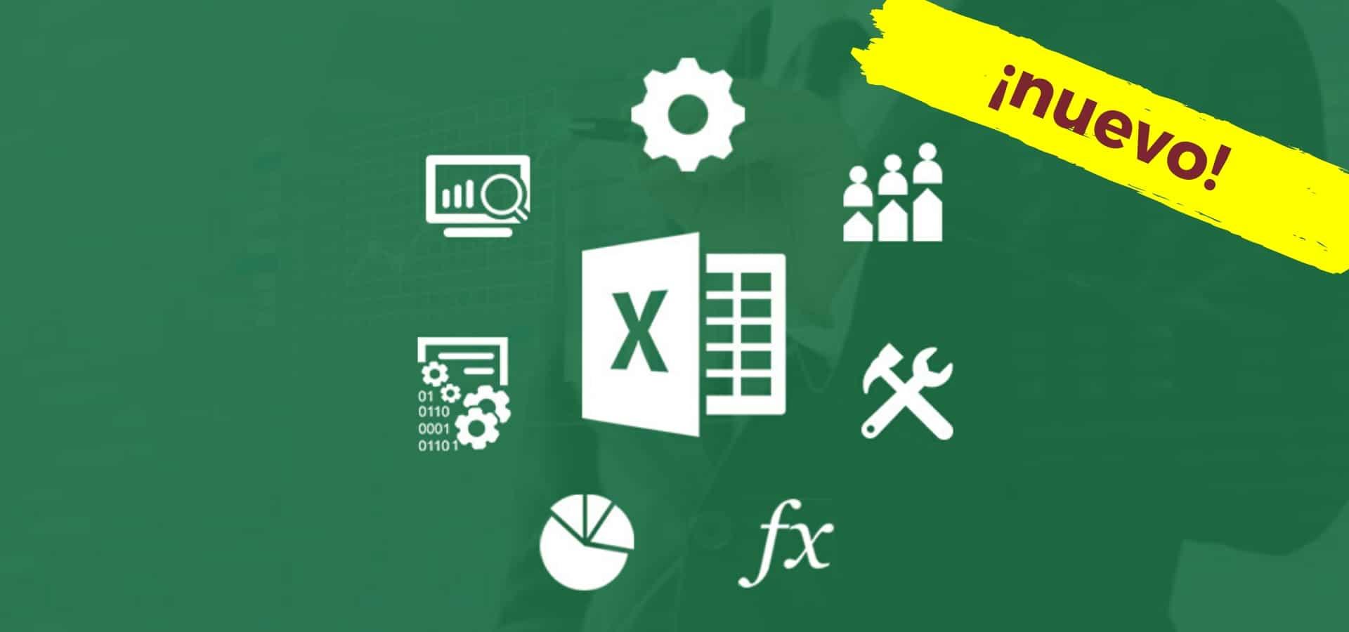 Excel para Revenue Management – Nivel Avanzado